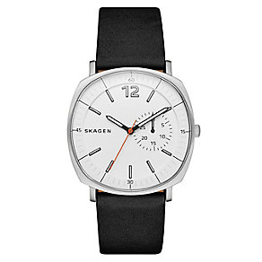 Skagen Rungsted Men's Stainless Steel Strap Watch - Product number 4419316