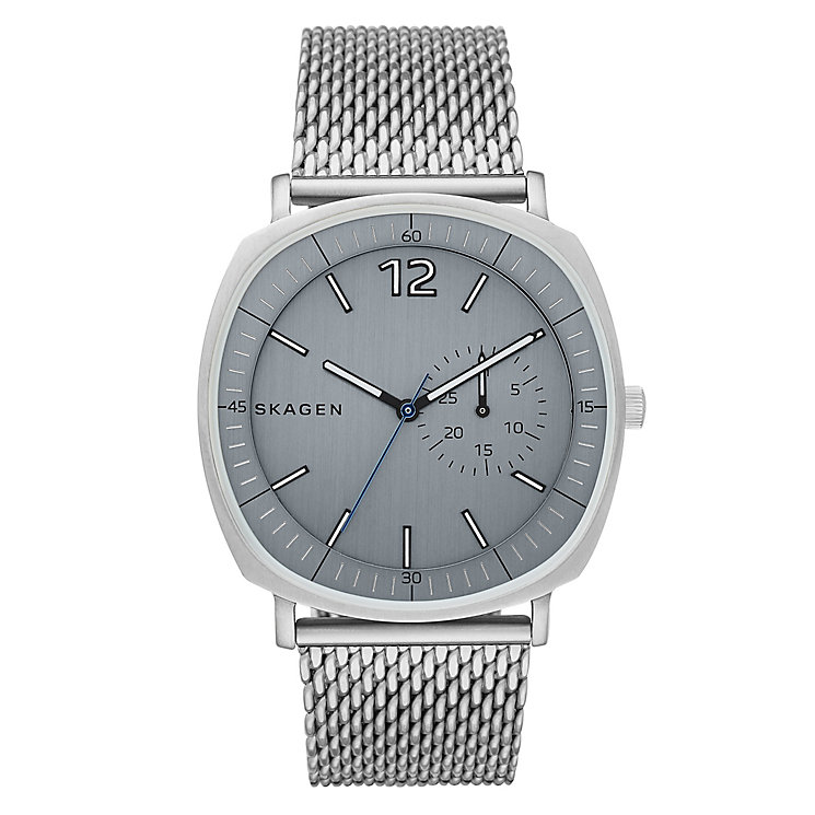 Skagen Rungsted Men's Stainless Steel Strap Watch - Product number 4419626
