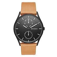 Skagen Holst Men's Ion Plated Strap Watch - Product number 4420896