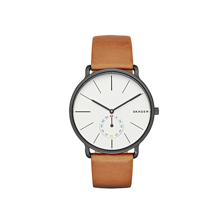Skagen Hagen Men's Stainless Steel Strap Watch - Product number 4421264
