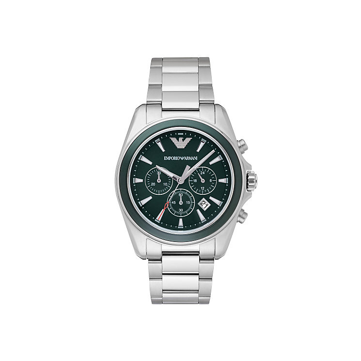 Emporio Armani Men's Stainless Steel Bracelet Watch - Product number 4423186
