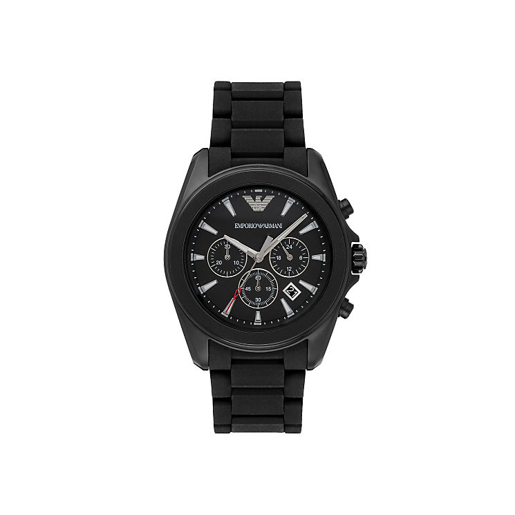Emporio Armani Men's Ion Plated Strap Watch - Product number 4423763