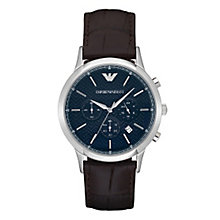 Emporio Armani Stainless Steel Strap Watch - Product number 4423933