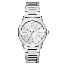 Michael Kors Ladies' Stainless Steel Bracelet Watch - Product number 4424271