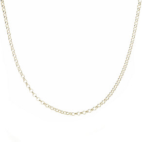 9ct Gold Belcher Chain Necklace - Product number 4468570