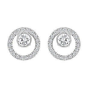 Swarovski Creativity Circle Small Earring - Product number 4476492