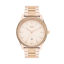 Storm ladies' Rose Gold Stainless Steel Bracelet Watch - Product number 4477545