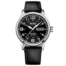 Hugo Boss Men'S Stainless Steel Strap Watch - Product number 4492226