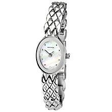 Sekonda Ladies' Stone Set Stainless Steel Bracelet Watch - Product number 4492331
