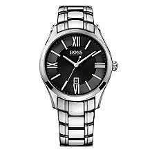 Hugo Boss Men's Stainless Steel Bracelet Watch - Product number 4492404