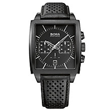 Hugo Boss Men'S Ion Plated Strap Watch - Product number 4492439