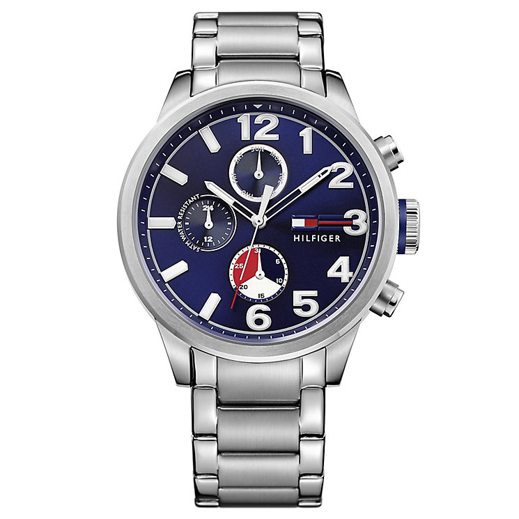 Tommy Hilfiger Men's Stainless Steel Bracelet Watch - Product number 4496426