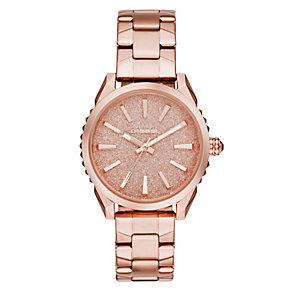 Diesel Ladies Nuki Rose Dial Bracelet Watch - Product number 4500733