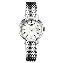 Rotary Ladies' Stainless Steel Bracelet Watch - Product number 4508580