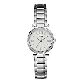 Guess Ladies' Stainless Steel Two Tone Bracelet Watch - Product number 4509684