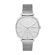 Skagen Ladies Square Dial Stainless Steel Bracelet Watch - Product number 4510151