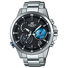 Casio Men's Stainless Steel Bracelet Watch - Product number 4510860