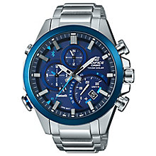 Casio Men's Stainless Steel Bracelet Watch - Product number 4510879