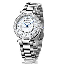 Rossini Madame R Ladies' Stainless Steel Bracelet Watch - Product number 4518586