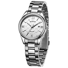 Rossini Ladies' Sapphire Stainless Steel Bracelet Watch - Product number 4520378