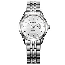 Rossini Sapphire Ladies' Stainless Steel Bracelet Watch - Product number 4520696