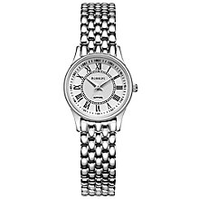 Rossini Sapphire Ladies' Stainless Steel Bracelet Watch - Product number 4531728