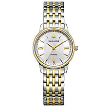 Rossini Sapphire Ladies' Two Colour Bracelet Watch - Product number 4532058