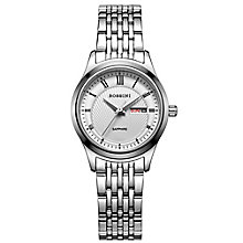 Rossini Sapphire Ladies' Stainless Steel Bracelet Watch - Product number 4532074