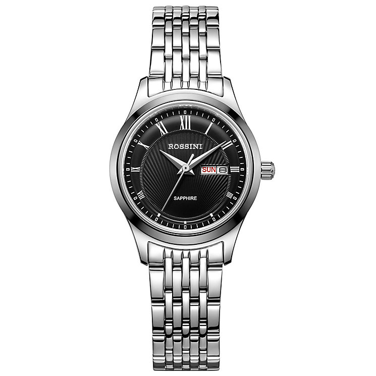 Rossini Sapphire Ladies' Stainless Steel Bracelet Watch - Product number 4532104