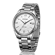 Rossini Sapphire Men's Stainless Steel Bracelet Watch - Product number 4532295