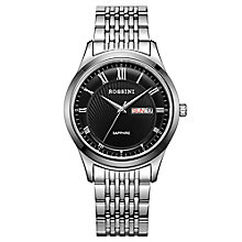 Rossini Sapphire Men's Stainless Steel Bracelet Watch - Product number 4532570
