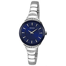 Seksy Ladies' Stainless Steel Bracelet Watch - Product number 4546288