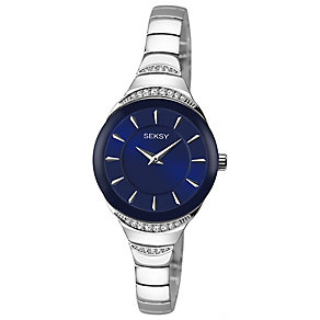 Sekonda Seksy Ladies' Stainless Steel Bracelet Watch - Product number 4546288