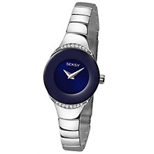 Sekonda Seksy Ladies' Stainless Steel Bracelet Watch - Product number 4546318