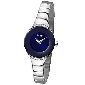 Sekonda Seksy Ladies' Stainless Steel Bracelet Watch - Product number 4546318