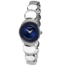 Sekonda Seksy Ladies' Sapphire Stainless Steel Watch - Product number 4546482