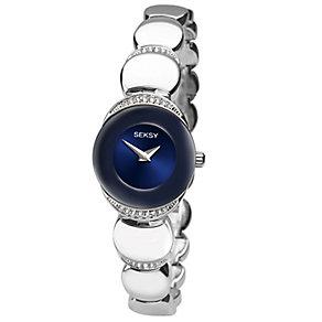 Sekonda Seksy Ladies' Stainless Steel Bracelet Watch - Product number 4546482