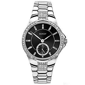 Sekonda Seksy Ladies' Stainless Steel Bracelet Watch - Product number 4546679