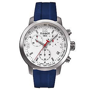 Tissot PRC 200 Men's Stainless Steel Strap Watch - Product number 4552571