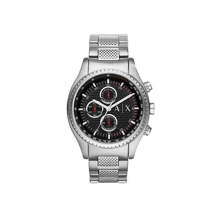 Armani Exchange Men's Stainless Steel Bracelet Watch - Product number 4555414