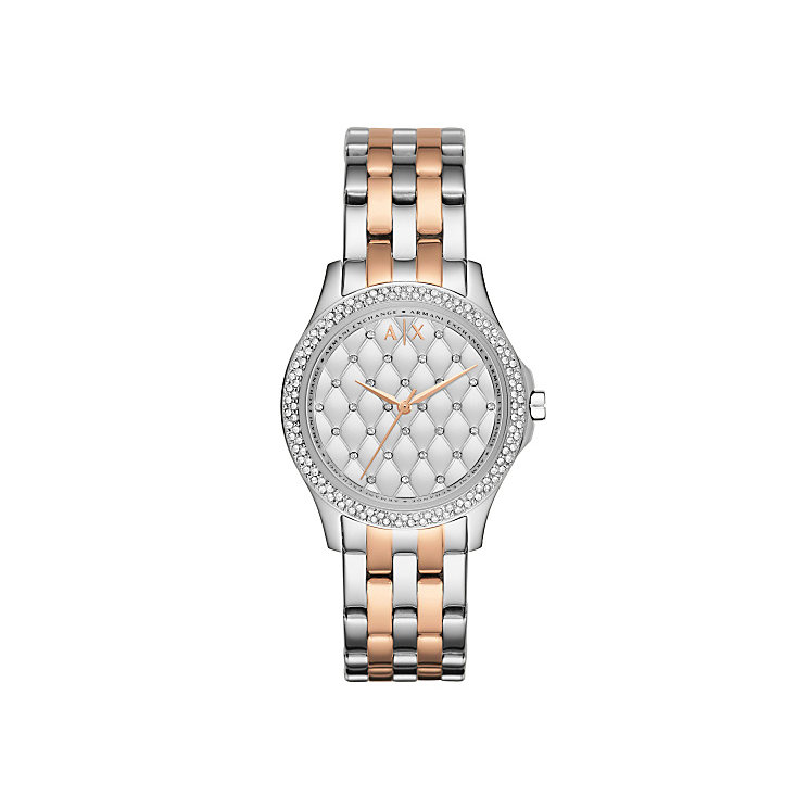 Armani Exchange Ladies' Stainless Steel Bracelet Watch - Product number 4570642