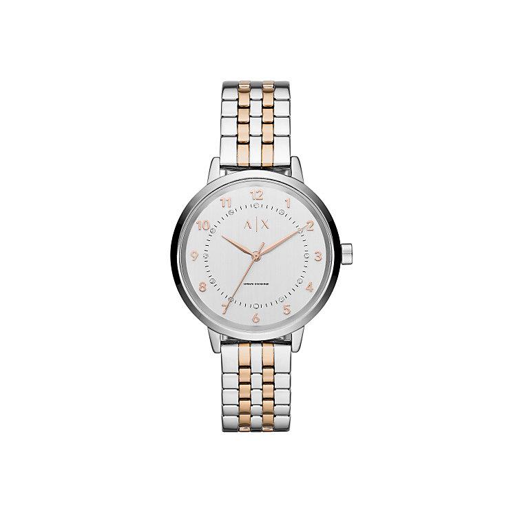 Armani Exchange Ladies' Stainless Steel Bracelet Watch - Product number 4570731