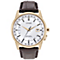 Citizen Eco-Drive Men's Radio Controlled Leather Strap Watch - Product number 4574583