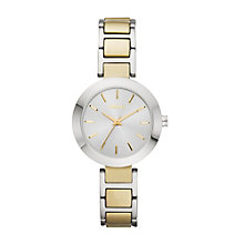 Ladies' DKNY Stainless Steel Bracelet Watch - Product number 4575059