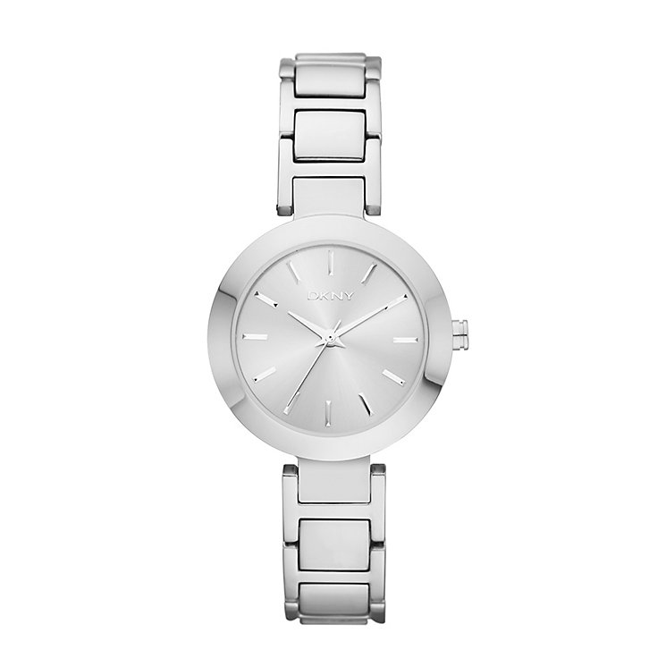 Ladies' DKNY Stainless Steel Bracelet Watch - Product number 4575105
