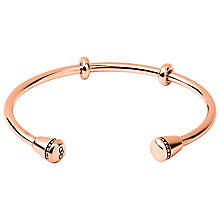 Links of London Rose Gold Plated Cuff Bracelet - Product number 4586735