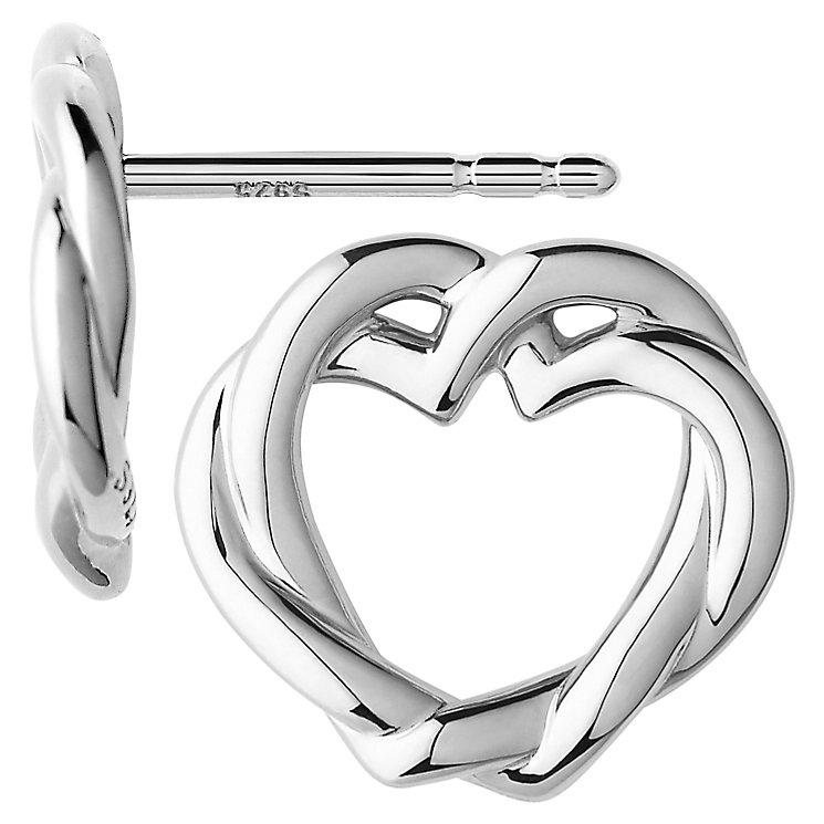 Links of London Kindred Soul Silver Stud Earrings - Product number 4587324