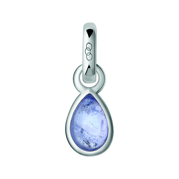 Links of London March Sterling Silver & Aquamarine Charm - Product number 4588142