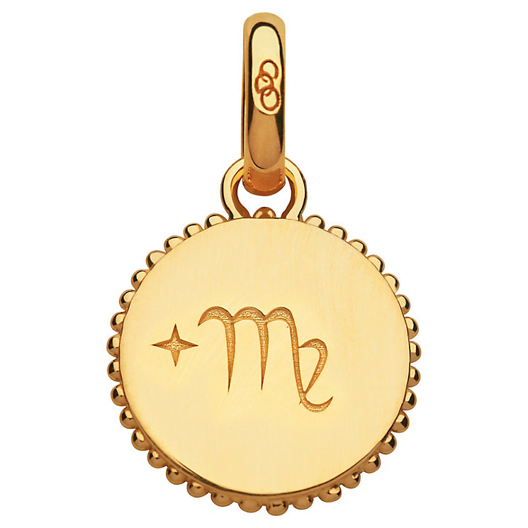 Links of London 18ct Yellow Gold Vermeil Virgo Charm - Product number 4588223