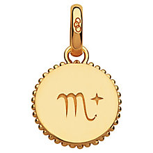 Links of London 18ct Yellow Gold Vermeil Scorpio Charm - Product number 4588304
